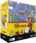 Wii U - Super Mario Maker Console Bundle - $338 @ Big W (Limited Stock - In Store)