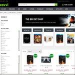 Zavvi - Box Sets on Sale, Eg Die Hard Quadrilogy $18.97 + Flat $1.95 Shipping Fee