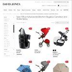 15% off Bugaboo Cameleon 3, Stokke Xplory & Baby Jogger Strollers at David Jones