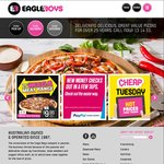 Eagle Boys Pizzas from $4.95*
