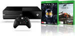 Xbox One Console 1TB (Standalone) with Halo Master Chief Collection and Forza 5 $349 C&C @ Big W