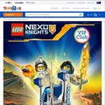 """TRU - Nexo Knight Make and Take Session on 24 Sept 2016 @ Toys """"R"""" Us (VIP Members Only)"""