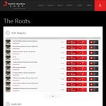 """[Bandit.fm] """"The Roots"""" Full Album Downloads: Things Fall Apart $3.38, How I Got over $2.20 [Hip-Hop]"""
