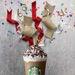 Half Priced Frappuccinos 4pm-5pm, Nov 21-27 @ Starbucks