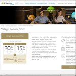 16 Gold Class Tickets + $50 Credit for Changing: Simply Energy, VIC ONLY
