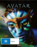 Avatar | 3D Blu-Ray + 2D Blu-Ray + DVD $14.06 Shipped @ The Nile