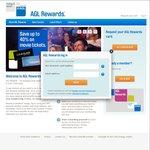 Double Value on Giftpax eGift Cards Via AGL Rewards - I.e. $50 Card Get $100 Value