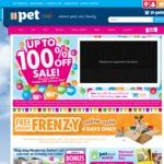 PETstock Mininimum 10% & up to 100% Back on Purchase Lucky Dip (Amounts under $500)