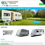 10% off All Caravan & Camper Covers, Free Shipping - Caravan Covers Australia