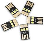 5x USB LED Mini Flashlights US $0.07 (AU $0.09) Delivered @ Gearbest