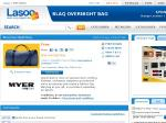 Free Blaq bag worth $49.95 when you spend $100 or more at MYER