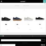 PUMA Vikky Platform Shoes - $59 (Were $120-$130) Click & Collect Only @ Platypus Shoes