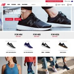 New Balance 50% off Sitewide 36 Hour Sale @ New Balance