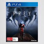 PS4 Prey Target $34