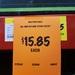 Gasmate CS170 Single Burner Butane Stove $15.85 at Bunnings Warehouse Ashfield NSW