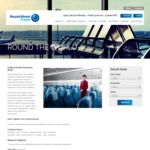Cathay Pacific Round The World Econmy Fares from $1963 @ Roundabout Travel
