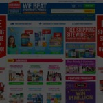 Chemist Warehouse - Free Shipping on over $20 Purchase