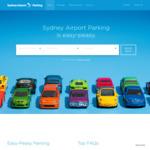 Sydney Airport Parking (P1, P2 and P3 Domestic Car Park) 10% off