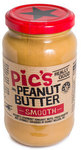 ½ Price Pic's Really Good Peanut Butter Varieties 380g for $3.75 @ Coles (Starts 18/10)
