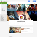 $1.39 and $2.79 Android Asmodee Digital Board Games Such as Mysterium, Splendor, Jaipur and Many Others