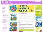 Huggies - Free Huggies Little Swimmers + 10% Discount on Books for Huggies Club Members!
