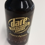 Free Dare Cold Pressed Coffee @ Wynyard Station - George Street Side (Sydney)