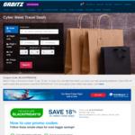 Orbitz 18% off Hotel Bookings