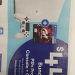 PlayStation 4 Pro 1TB Glacier White or Black + Gran Turismo Sport $449 @ Big W