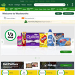 20% off Vodafone Recharge at Woolworths