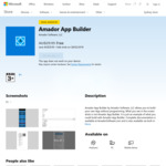[Windows 10] Free Amador App Builder (Save $29.95)