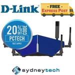 D-LINK [DSL-4320L] TAIPAN - AC3200 Ultra Wi-Fi Mode NBN Router / Modem Now $367.20 (Was $459) @ sydneytec eBay
