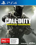 Call of Duty Infinite Warfare PS4 and XBOX One for $10 @ Big W