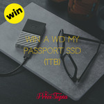 Win A WD My Passport SSD (1TB) from Prize Topia