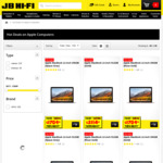 JB Hi-Fi 10% off Apple Mac Computers Ends 22/4