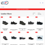 20% off Leather Shoes Including Already Discounted Shoes @ Coast Runners Shop