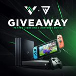 Win a PS4 Pro, Xbox One X, Or Nintendo Switch (Winner's Choice) from Vast