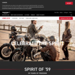 Win a New Modern Classic Motorcycle Worth up to $22,590 from Triumph Motorcycles