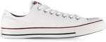 Converse Chuck Taylor Unisex All Star Lo Top Shoe - Optic White $48.99 + $9.95 Delivery (Free with Club Catch) @ Catch