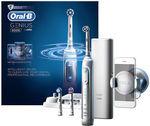 Oral-B Genius 8000 $159 (RRP $319) & Oral-B Genius 9000 Black $199 (RRP $349) Electric Toothbrush @ Shaver Shop