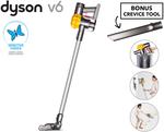 Dyson V6 Slim Handstick Vacuum + Bonus Crevice Tool $299 + Delivery @ Catch