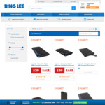 Cygnett ChargeUp Digital Powerbank 6000mAh & 10000mAh $29 + Delivery (Free C&C) @ Bing Lee