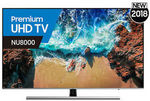 Samsung 55 Inch 4K UHD SMART LED TV UA55NU8000WXXY $1104.15 + Delivery @ Appliance Central eBay (Excludes WA/NT/TAS)