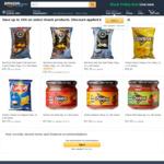 Doritos Nacho Cheese Corn Chips, 12 x 170g $16.83, Doritos Salsa 8x 300g $17 + Delivery (Free with Prime/ $49 Spend) @ Amazon AU