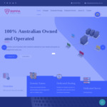 [OzBargain 12] 12% off Sitewide (.COM.AU $9.68/Year, .COM $13.19/Year Rego and Renewals, Hosting Starting $2.63/Month) @ Rippa