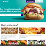 $12 off (Min Spend $30 + Delivery) @ Deliveroo