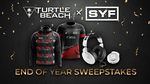 Win 1 of 4 Headset & Hoodie Prize Packs from Turtle Beach/SYF Gaming