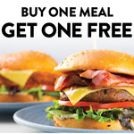 Buy One Meal, Get One Free for VIP Members (Email Required) @ The Coffee Club