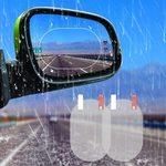 2 Pcs Car Mirror Anti Drizzle Clear Film US $1.00 ~ (AU $1.57) Inc GST Delivered @ SEVENL Store via AliExpress