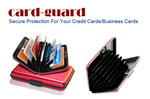 Business card holder ($6.95 shipped)