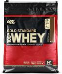 Optimum Nutrition 100% Gold 4.5kg Bag Protein Powder Multiple Flavours $124 Delivered @ Amazon AU